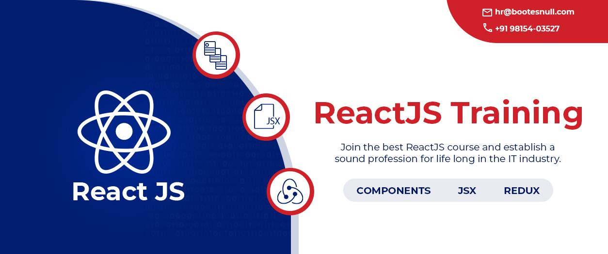 ReactJS Training in Chandigarh Mohali